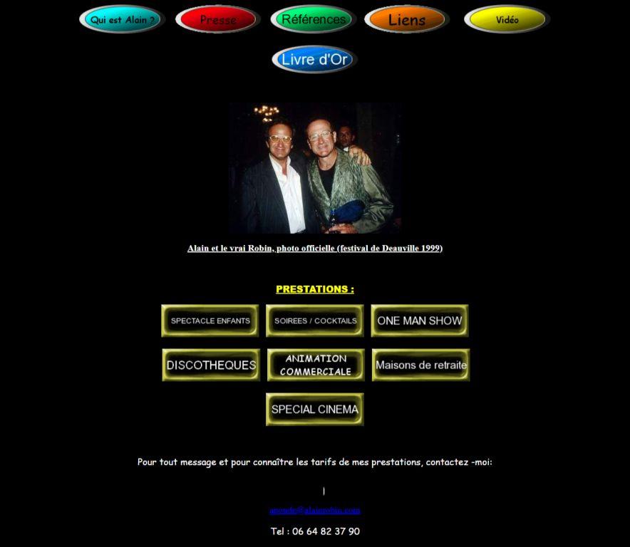 Sites des années 2000