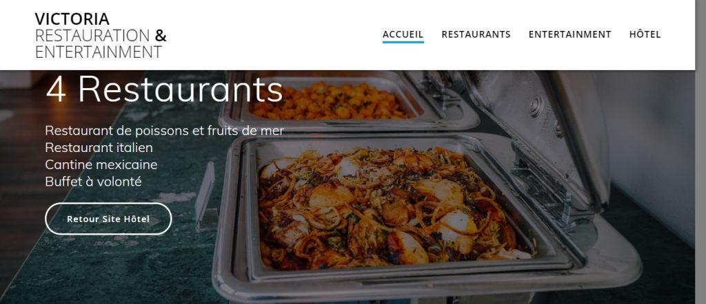 Hôtel-Restaurant Victoria Punta Cana