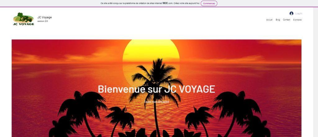 Read more about the article JC Voyage – Blog de voyages